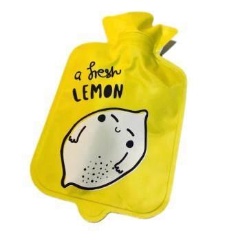 กระเป๋าน้ำร้อน ถุงน้ำร้อน ลายการ์ตูนซื้อ 1แถมฟรีอีก1
