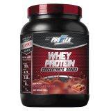 ราคา Proflex Whey Protein Concentrate Chocolate Flavor โปรเฟล็กซ์ เวย์โปรตีน กลิ่นช็อคโกแลต 700 G X 1 Bottle ราคาถูกที่สุด