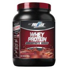 ขาย Proflex Whey Protein Concentrate Chocolate Flavor โปรเฟล็กซ์ เวย์โปรตีน กลิ่นช็อคโกแลต 700 G X 1 Bottle Proflex