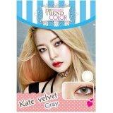 ราคา Protrend Color คอนแทคเลนส์ รุ่น Kate Velvet Gray ค่าสายตา 2 75 Protrend Color ใหม่