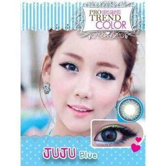 Protrend Color คอนแทคเลนส์ รุ่น Juju Blue ค่าสายตา -1.50