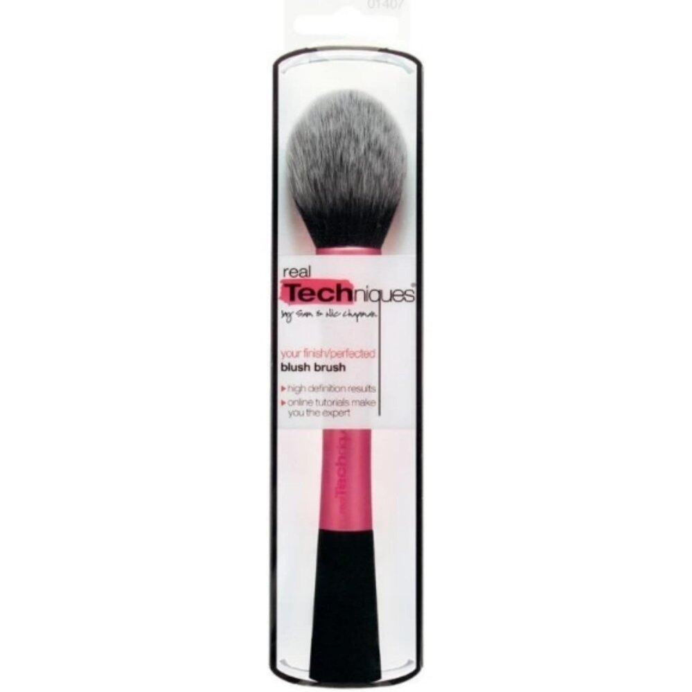 Real Techniques Blush Brush(ชมพู)1ชิ้น