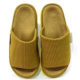 โปรโมชั่น Refre Okumura Slippers รองเท้านวดเพื่อสุขภาพ รองเท้าเพื่อสุขภาพ รองเท้าใส่ในบ้าน สีเหลืองเข้ม Size L Refre