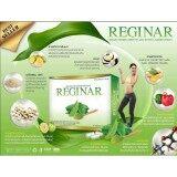 ราคา Regina รีจิน่า ลดน้ำหนัก สูตรใหม่ สำหรับคนดื้อยา ลดยาก 2 กล่อง 20 แคปซูล เป็นต้นฉบับ