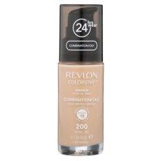 โปรโมชั่น No 200 Revlon Colorstay Makeup Combination Oily Skin 24 Hrs 30 Ml เรฟลอน รองพื้นขั้นเทพ กรุงเทพมหานคร