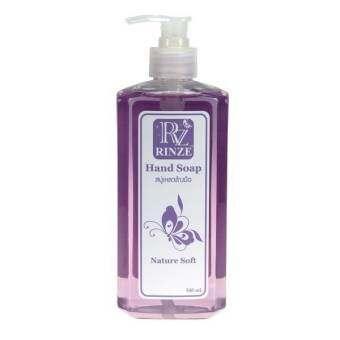 รินเซ่ สบู่เหลวล้างมือ (Rinzes Hand Cleansing Gel) 500ml.