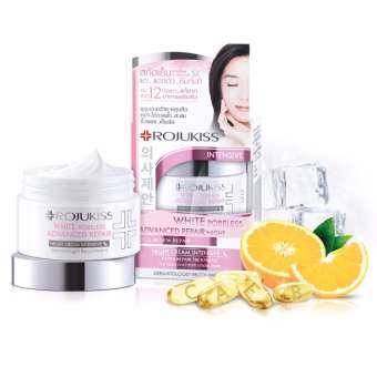Rojukiss White Poreless Advanced Repair Night Cream 30 ml.
