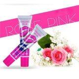 ขาย Romantic Bear Lip Tattoo ลิปกลอสแบบลอกออกเหมือนสักสีปาก Rose Pink ถูก