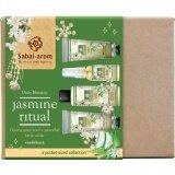 ขาย Sabai Arom Jasmine Ritual A Pocket Size Collection สบายอารมณ์ จัสมิน ริชวล อะ พอคเก็ท ไซซ์ คอลเลคชั่น เซ็ทขนาดพกพา กลิ่นมะลิ ใหม่