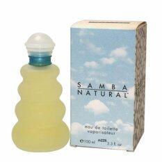 ราคา Samba น้ำหอม Natural For Woman Eau De Toilette 100 Ml ถูก