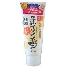 ราคา Sana Nameraka Honpo Japan Soy Milk Isoflavone Cleansing Face Wash Foam 150G