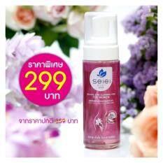ความคิดเห็น Seiei ผลิตภัณฑ์ทำความสะอาดจุดซ่อนเร้นสำหรับผู้หญิง แบบขวดโฟม