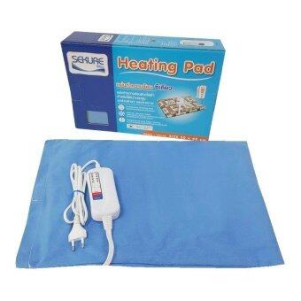 SEKURE แผ่นทำความร้อน กระเป๋าน้ำร้อน รุ่น TVE160 ขนาด 30 cm x 45 cm( สีฟ้า )