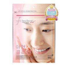 ขาย Seoul Secret Collagen Plus คอลลาเจน 1000 Mg 60 เม็ด เพิ่ม Zinc ถูก ใน กรุงเทพมหานคร