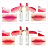 ขาย ซื้อ ออนไลน์ Set 4 Novo Double Color Lipstick ลิปสติกสองโทนสี 01 02 03 04