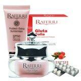 ราคา Set R8 Raferri Gluta Colla Raferri กันแดด Raferri ไนท์ครีม ออนไลน์ นนทบุรี