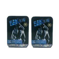 ซื้อ S*x It Up ผลิตภัณฑ์เสริมอาหารบำรุงร่างกายสำหรับเพศชาย บรรจุ 10 แคปซูล 2 กล่อง Chu ออนไลน์