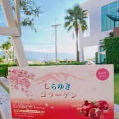 ขาย ซื้อ ออนไลน์ Shirayuki Collagen Collagen Tripeptipe นำเข้าจากญี่ปุ่น