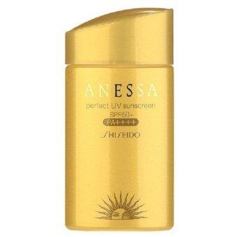 SHISEIDO Anessa Perfect Essence Sunscreen SPF50+PA+++ 60ml.