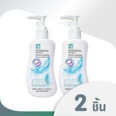 ขาย ซื้อ Shokubutsu ผลิตภัณฑ์ทำความสะอาดเฉพาะ จุดซ่อนเร้น Kurara Extract Aloe Vera 150 มล ชนิดขวดปั้ม สีฟ้า 2 ขวด กรุงเทพมหานคร