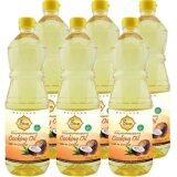 ซื้อ Siam Plus Coconut Oil น้ำมันมะพร้าวสำหรับปรุงอาหาร ขนาด 1 ลิตร จำนวน 6 ขวด กรุงเทพมหานคร