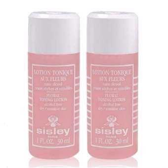 ซื้อที่ไหน Sisley Floral Toning Lotion 30ml. 2pcs. โทนนิ่งโลชั่นปรับสภาพผิวหลังล้างหน้า สำหรับผิวบอบบางแพ้ง่าย