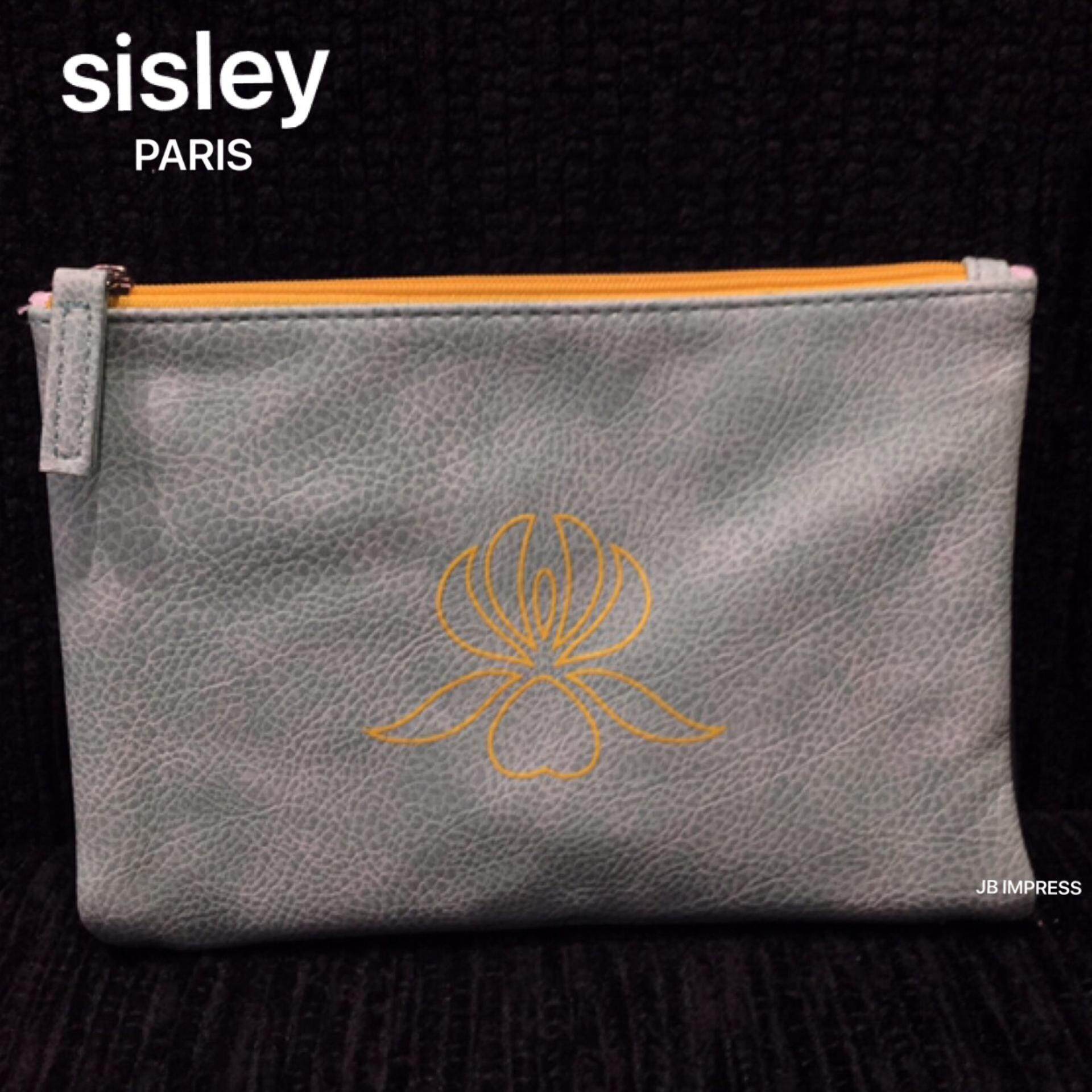 Sisley Paris Green Bag