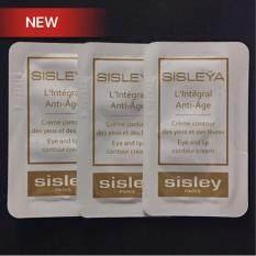 ซื้อ Sisley Sisleya L Integral Anti Age Eye And Lip Contour Cream 1 5Ml 3Pcs 4 5Ml ครีมบำรุงลดเลือนริ้วรอยรอบดวงตา Sisley