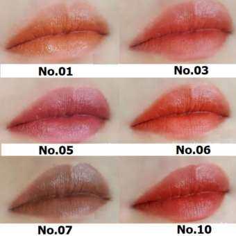 Sivanna Candy Lollipop Lipstick No.HF360 ปสติค ซิเวียน่า รุ่นใหม่ เนื้อแมท ติดทนนาน สีสวย โด่งดังมากในโลก Social