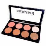 ราคา Sivanna Colors พาเลท บลัชออน 8 สี พร้อมไฮไลท์และเฉดดิ้ง Ultra Blush Palette No 01 ที่สุด