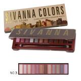Sivanna Colors Classic Earthtone Eyeshadow Palette ซีเวียน่า เอิร์ธโทน อายชาโดว์ พาเลทท์ รวม 12 สี ใน 1 เดียว เบอร์ 03 1 กล่อง เป็นต้นฉบับ