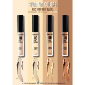 sivanna colors คอนซีลเลอร์ concealer ตัวใหม่จาก เบอร์ 04