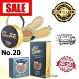 ขาย ซื้อ ออนไลน์ Sivanna Colors Kill Cover Liqid Founwear Cushion Spf50 Pa Oil Free แถมฟรี รีฟิลภายในกล่อง ซีเวียน่า ลิขวิด ฟาวแวร์ คูชั่น แป้งน้ำแร่บีบี No 20 เหมาะสำหรับผิวปานกลาง สองสี สียอดนิยมใช้ดีทั้งผิวเข้มและขาวเหลือง