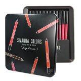 ซื้อ Sivanna Colors Lip Linerดินสอเขียนขอบปาก ซีเวียน่า ลิปไลเนอร์12เฉดสี 1กล่อง