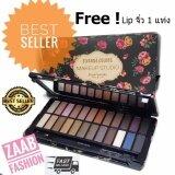 ขาย Sivanna Colors Makeup Studio Dark Smoky พาเลท อายแชโดว์ 24 สี ใหม่ ติดทน กล่องเหล็ก สวยหรู