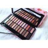 Sivanna Colors Makeup Studio Eyeshadow Hf990 พาเลทอายแชโดว์ กล่องเหล็ก พาเลตอายชาโดว์ 24 สี 02 N*k*d N*d* Sivanna ถูก ใน กรุงเทพมหานคร