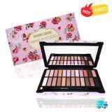 ขาย Sivanna Colors Makeup Studio Sweet Pink Eyeshadow อายแชโดว์พาเลท 24 สี พาเลทอายแชโดว์ พาเลทแต่งตา No3 Sweet Pink Sivanna เป็นต้นฉบับ