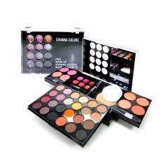 โปรโมชั่น Sivanna Colors พาเลทแต่งหน้า Pro Make Up Palette 01 กรุงเทพมหานคร