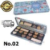 ราคา Sivanna Colors Precious Kit No 2 พาเลท อายแชโดว์ ไฮไลท์ Soft S*Xy Eyeshadow Collection ชุดเซ็ทเครื่องสำอางค์ พาเลทอายแชร์โดว์ 14 เฉดสี มาพร้อม ไฮไลท์ 2 เฉดสี ออนไลน์ กรุงเทพมหานคร