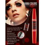 ราคา Sivanna Colors Super Model 5X Long Mascara ซีเวียน่า มาสคาร่า กันน้ำ ช่วยต่อขนตา ให้งอนยาว สี Deep Black 1 แท่ง เป็นต้นฉบับ Sivanna