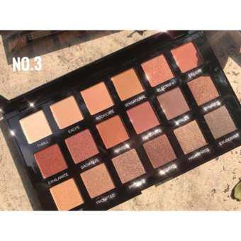 Sivanna HD อายแชโดว์ 18 สี HD Ultimate Shadow Palette