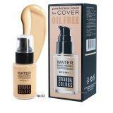 ราคา Sivanna Powderless Liquid Foundation For Cover Oil Free ซีเวียน่า ครีมรองพื้น สูตรควบคุมความมัน ปกปิดเรียบเนียน เบอร์ 02 Nature Beige 1 ขวด เป็นต้นฉบับ
