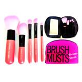 ซื้อ Sivanna Secret Brush Musts Set ชุดแปรงแต่งหน้า ครบเซ็ท Pink ใน กรุงเทพมหานคร