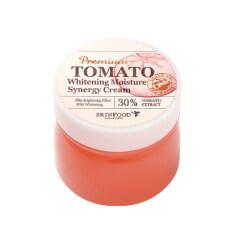 ราคา Skinfood ครีมมะเขือเทศเข้มข้น 30 Premium Tomato Whitening Moisture Synergy Cream 78Ml เป็นต้นฉบับ