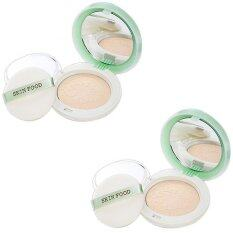 ซื้อ Skinfood White Grape Fresh Light Pact 13 Light Beige X 2 ตลับ