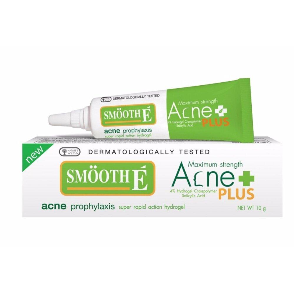 ขอถามคนที่ใช้ Smooth E แอคเน่ไฮโดรเจลพลัส 10 กรัม ดูแลผิวหน้าดีที่สุด