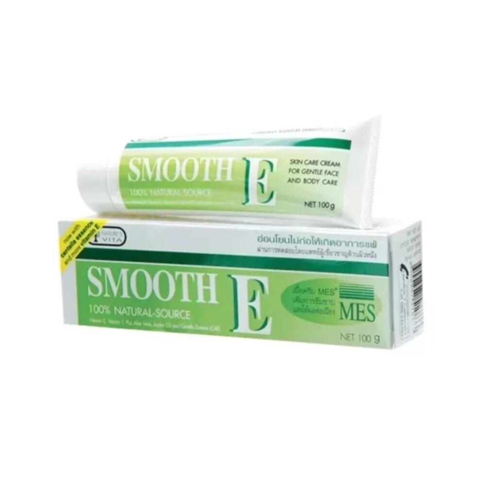 Smooth E Cream สมูท-อี ครีม ขนาดหลอด 100กรัม