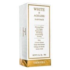 ราคา Smooth E Gold White Ageless Babyface Cream 30G