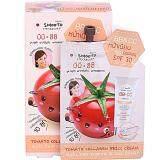 ราคา ราคาถูกที่สุด Smooto Tomato Collagen Bb Cc Cream สมูทโตะ โทมาโท่ คอลลาเจน บีบี แอนด์ ซีซี ครีม 10 กรัม X 6 ซอง