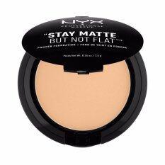 ส่วนลด นิกซ์ โปรเฟสชั่นแนล เมคอัพ สเตย์ แมท บัท น็อท แฟลท พาวเดอร์ ฟาวเดชั่น Smp07 วอร์ม เบจ แป้งฝุ่น Nyx Professional Makeup Stay Matte But Not Flat Powder Foundation Smp07 Warm Beige Finishing Powder